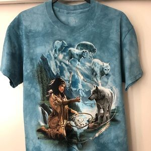 2004-The Mountain Tye Dye T-Shirt